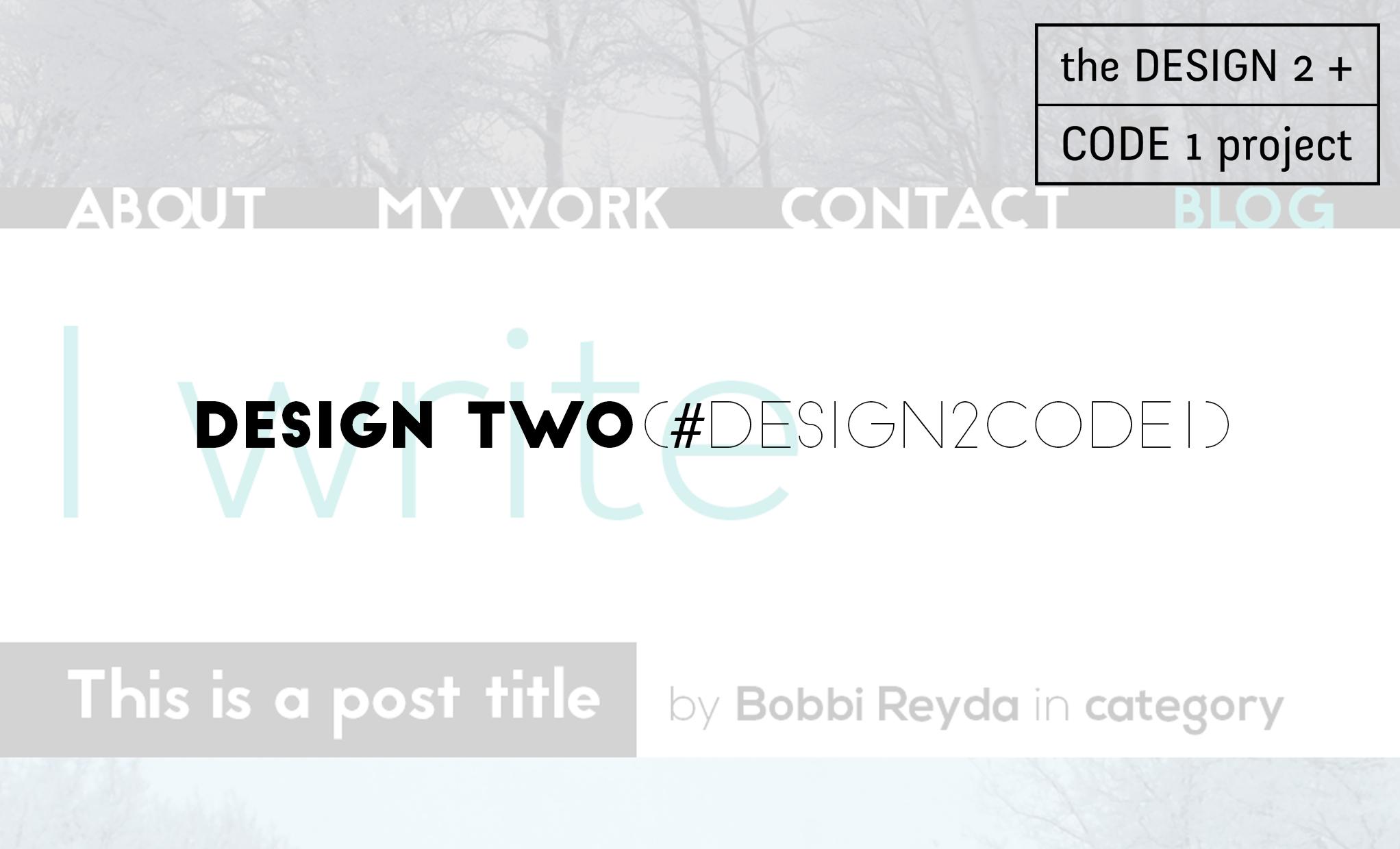 Design Two